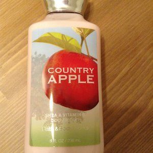 Country Apple Lotion
